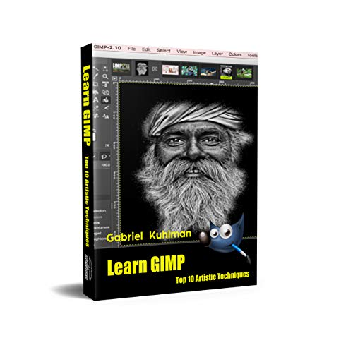 Learn GIMP: Top 10 Artistic Techniques (English Edition)