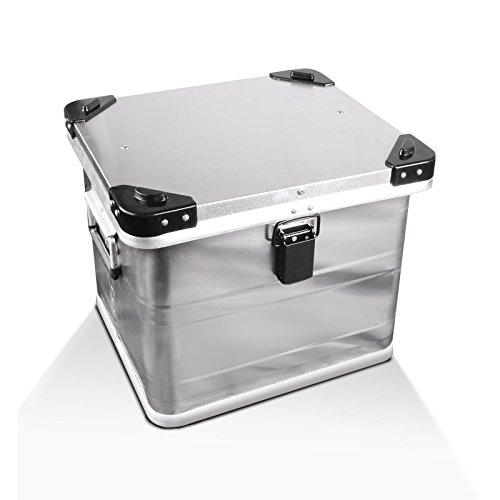 Baul Top Case Aluminio Moto Bagtecs Gobi 36l Maleta ALU