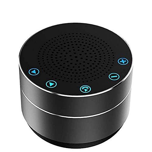 ZHBH Altavoz Bluetooth inalámbrico portátil con micrófono Incorporado, Llamada Manos Libres para teléfonos Inteligentes con iOS, iPad, Android y más