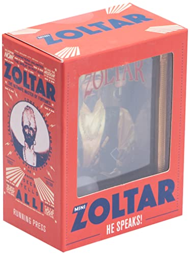Mini Zoltar: He Speaks! (RP Minis)