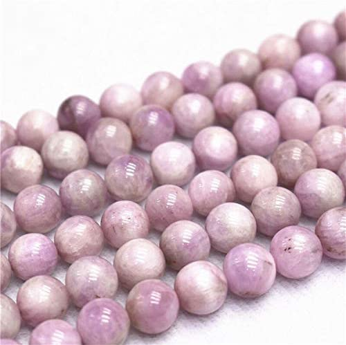 Limited time for free shipping Natural Kunzite Loose Beads 6-12mm for Japan's largest assortment DIY M Round