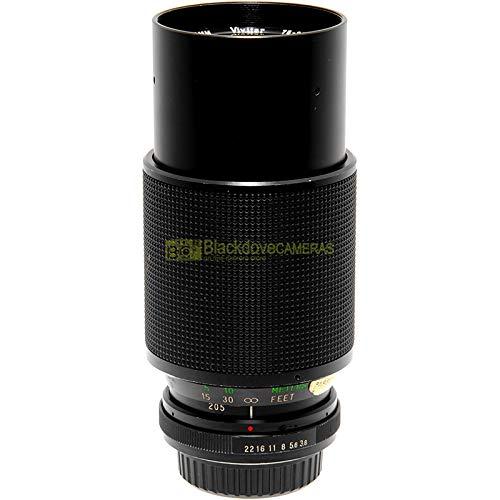 Vivitar 70/205 mm F3,8 MC Makro-Objektiv für Pentax K Kameras