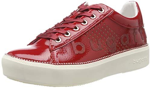 bugatti Damen 432407195900 Sneaker, Rot (Red 3000), 36 EU