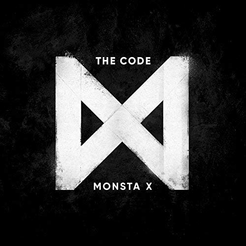 Monsta X- [The Code] - The Protocol Terminal Version - 5th Mini Album CD + Booklet + PhotoCard Kpop Sealed