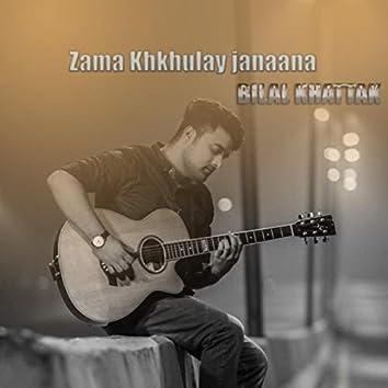 Zama Khkhulay Janaana
