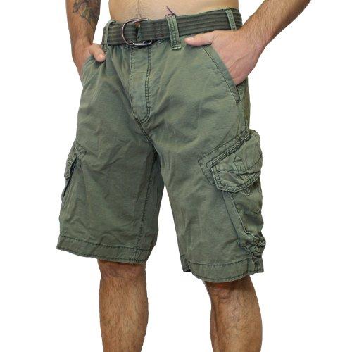 Jet Lag Herren Shorts Take Off 3 mit Seitentaschen grau schwarz Olive Camouflage blau Navy Gold