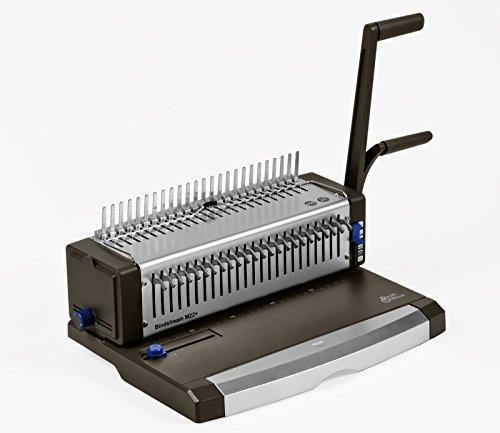 Macchina di rilegatura ProfiOffice, Bindstream M22 +, capacità di rilegatura fino a 410 fogli, DIN A4 (79021)