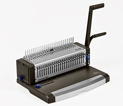 Máquina de encuadernación ProfiOffice, Bindstream M22 +, capacidad de encuadernación hasta 410 hojas, DIN A4 (79021)