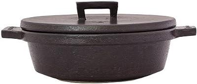 長谷園 ビストロ土鍋 クロ 15779