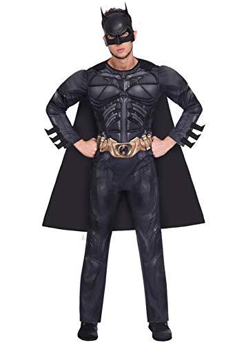 Disfraz de caballero oscuro Rises Batman Disfraz (Extra grande)