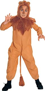 Wizard of Oz Child's Cowardly Lion Costume, Small