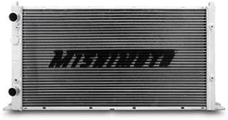 Mishimoto MMRAD-GLF-94 Volkswagen Golf VR6 Performance Aluminum Dual Pass Radiator Manual, 1994-1998, Silver