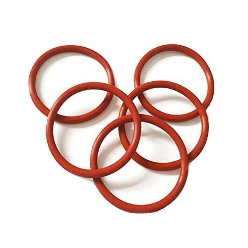 De 8-80mm O-Ring Seal Espesor 2,4/3/3,5/4/5mm Empaque Arandela, 19X12X3.5mm, 100pcs