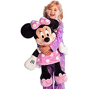 Disney Store Large/Jumbo 27 Minnie Mouse Plush Toy Stuffed Character Doll by Generic by Disney Interactive Studios 4