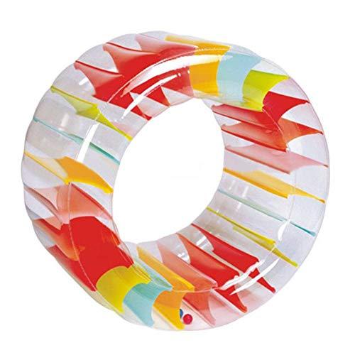 Ausomely Zorb-Ball Zorbing-Ball Zorbing-aufblasbares Rollen-Rad-aufblasbares laufendes Rad Multifunktionsgras-Wasser für Erwachsene Kinder