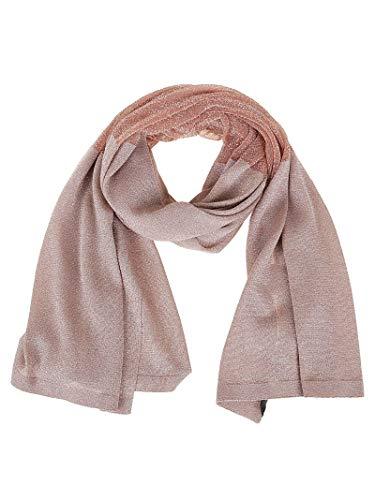Luxury Fashion | Missoni Dames MDS00037BK00LGL3009 Roze Zijde Sjaals | Lente-zomer 20