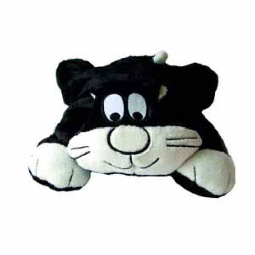 SnuggleSafe Bruno Cojín infantil, diseño de gato