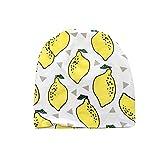 xiahe Bonito sombrero de bebé de fruta, una camiseta y un estilo de venta, tamaño: 20 x 20 cm, adecuado para niños de 0 a 3 años. Material: algodón.