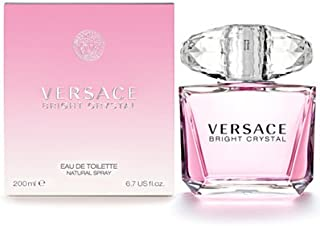 Bright Crystal By Versace Eau De Toilette For Women's 6.7FL Oz/200ML