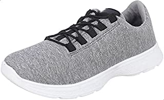 Salerno Textile Contrast Chunky Sole Lace-up Sneakers for Men
