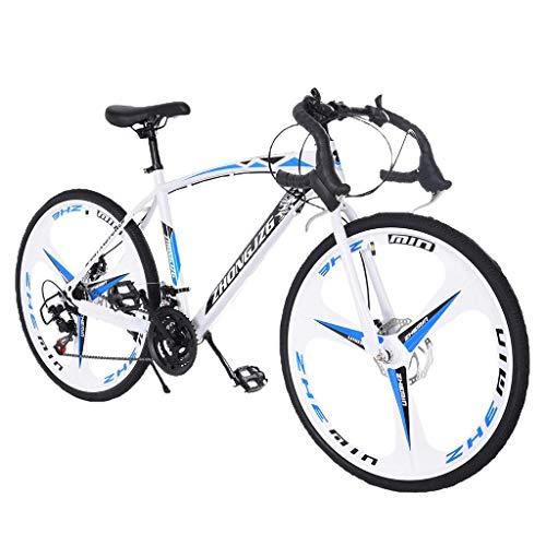 ZSMLB Vélos de Route Adultes vélos de montagne700c vélos de vélo de Route Hommes Adultes 21...