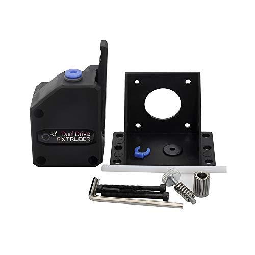 Extrusora universal de doble unidad para actualizar la extrusora BMG a Ender 3 Pro Ender 5 Pro CR10S Pro, Anycubic Mega S, Tevo Tornado...
