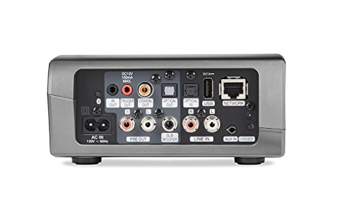 HEOS by Denon HEOSLINKHS2SRE2 Multiroom Audio-Streaming Vor-Verstärker - 2