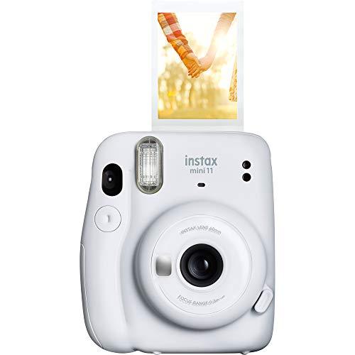 Fujifilm Instax Mini 11 Instant Camera - Ice White