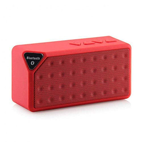 WOHAO Medios Dispositivo de Streaming Viajes Altavoz Bluetooth...