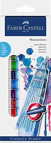 Faber-Castell Starter Kit–acuarela (Pack de 12)