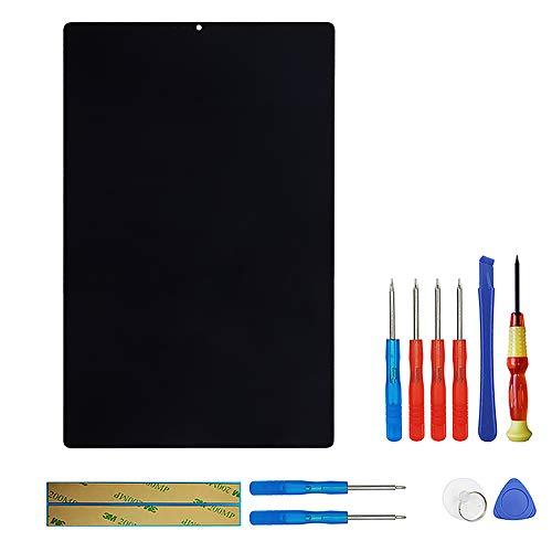 swark Pantalla LCD compatible con Lenovo Tab M10 Plus Tablet 10.3' ZA5T0206US ZA6M0030US TB-X606 (negro sin marco) Pantalla táctil de repuesto