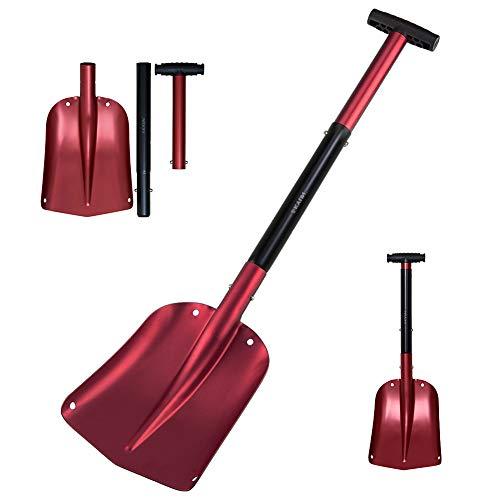 KYLIN Aluminum Sport Utility Scalable Portable Shovel