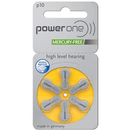 Powerone size 10 - 1 pack of 6