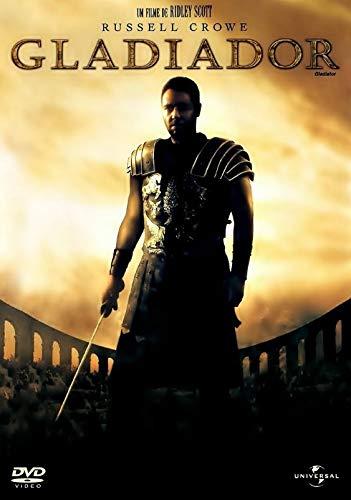 DVD - Gladiador (Duplo)
