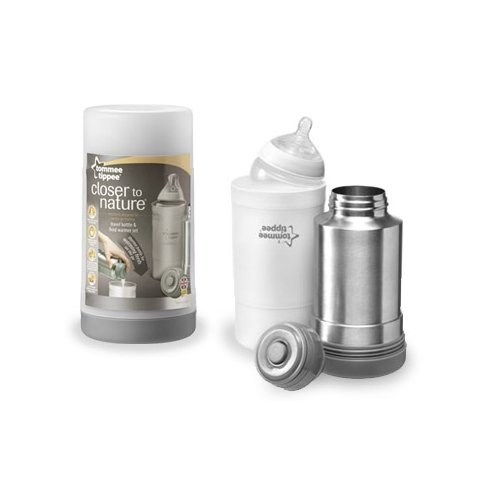 New 2 X Tommee Tippee Travel Bottle and Food Warmer