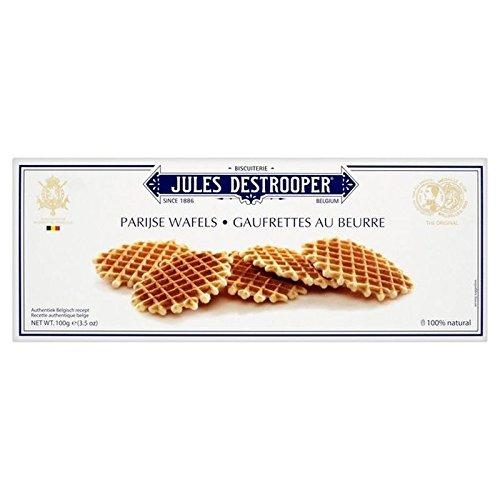 Jules Destrooper Gaufres Au Beurre 100G