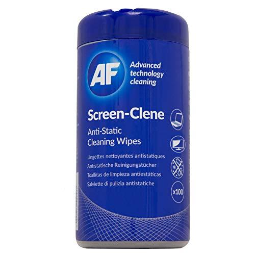 AF ASCR100T Screen-Clene Caja dispensadora (100) paños de limpieza