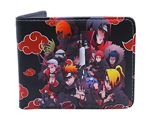 Billetera de Naruto Akatsuki P