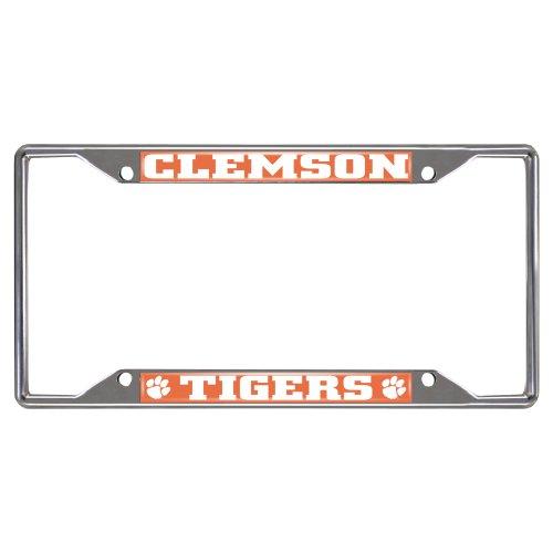 clemson license plate frame - 4