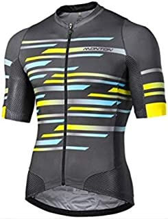 Cycling Jersey Monton Urban Outdoor Sports Breathable and Durable Scia Cycling Jersey for Gym, Running, Sportswear