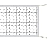 ATINUS Volleyball Net, Outdoor Sports Classic Volleyball Net for Garden...