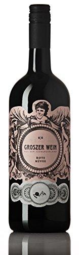 Groszer Wein rote Küvee2013/ 2015 trocken (6 x 1 l)