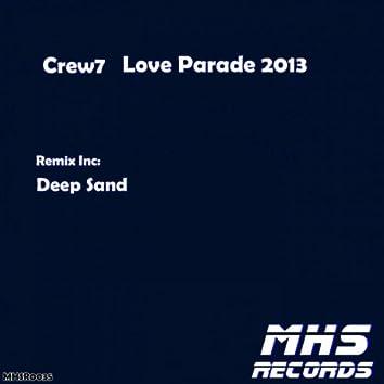Love Parade 2013