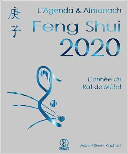 Agenda & Almanach Feng Shui 2020 - L'année du Rat de Métal