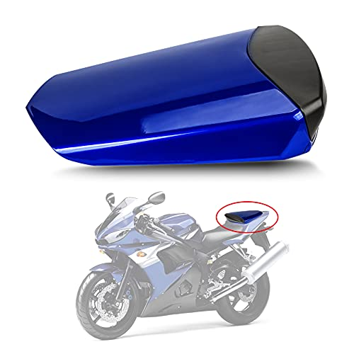 Rear Seat Fairing Cover Cowl For Yamaha YZF R6 2003-2005 (Blue)