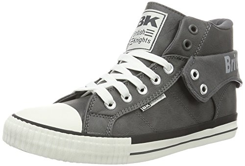 British Knights Herren ROCO High-Top, Grau (dk Grey 10), 42 EU