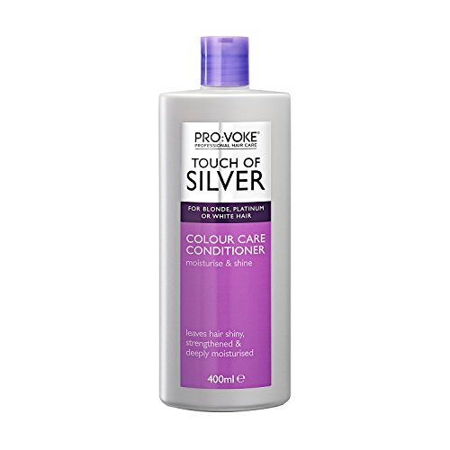 Pro:VOKE Touch of Silver Colour Care Après-shampoing 400 ml