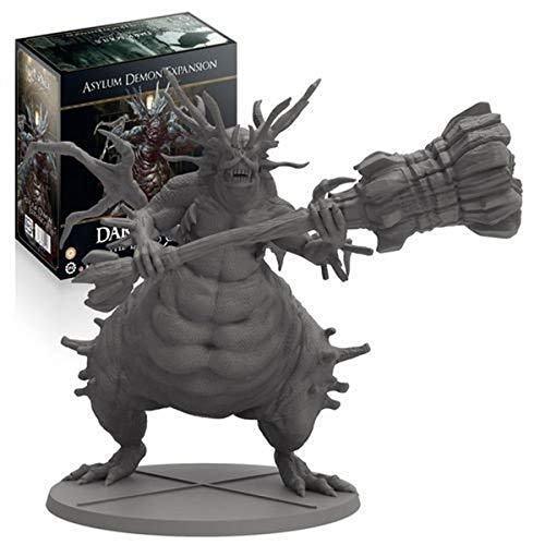 Steamforged Games Dark Souls: The Board Game - Asylum Demon Expansion, Multicolore