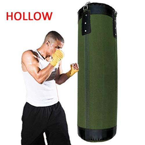 BBQQ Sanda Spezielle Boxsack, Hohle Leinwand UNgefüllte Erwachsene Kinder Boxsack, Home Martial Arts Fitness Beintraining, Hängen
