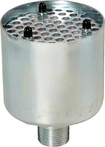 Mehrkammer-Schalldämpfer SD-MK-G2A-H-6-ST